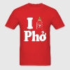 I Love Pho T-Shirts - Men's T-Shirt