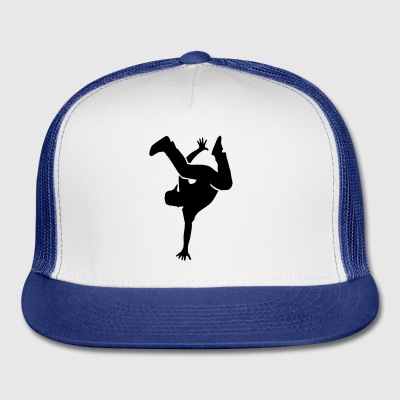 Breakdance Mugs & Drinkware - Trucker Cap
