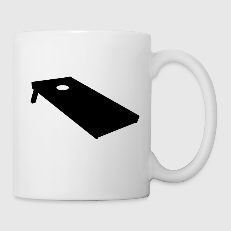 Cornhole Mugs & Drinkware - Coffee/Tea Mug