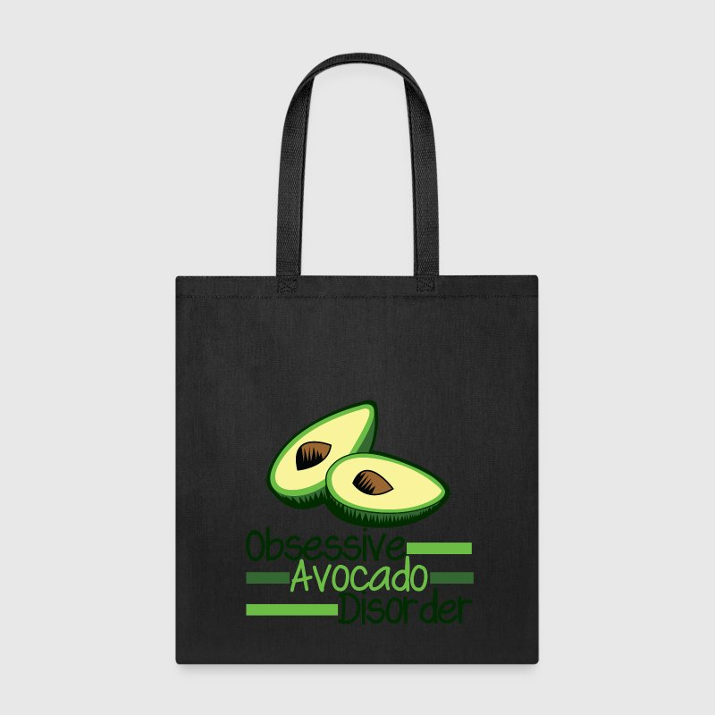 Funny Avocado - Tote Bag
