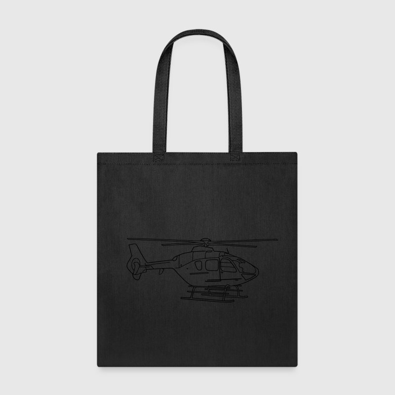 Helicopter Bags & backpacks - Tote Bag