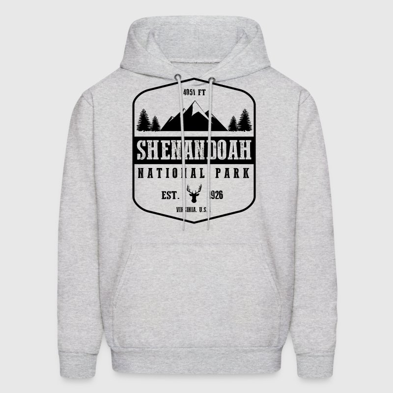 Shenandoah National Park Hoodies - Men's Hoodie