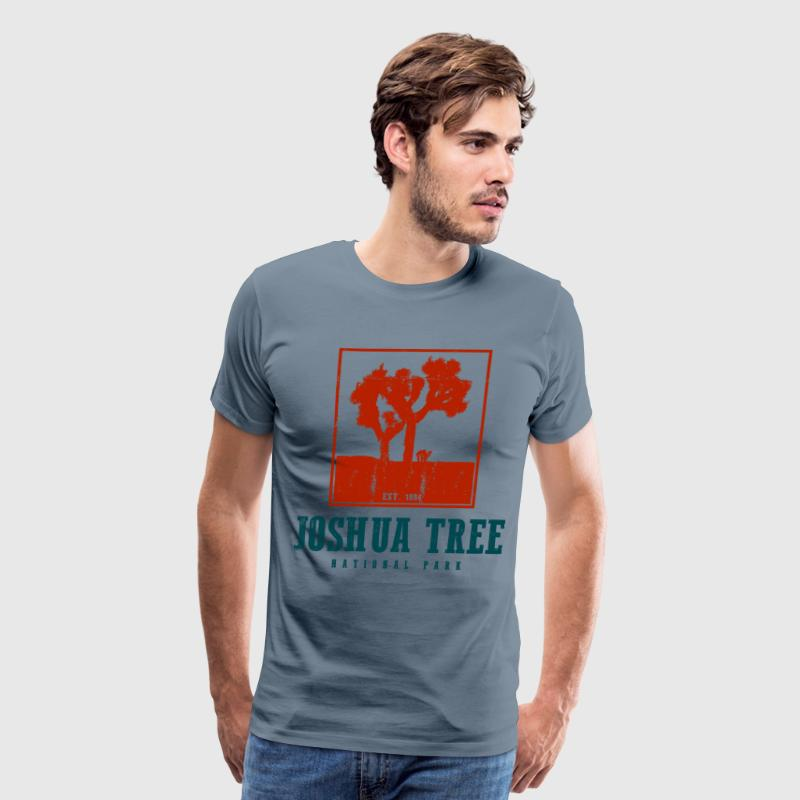 Joshua Tree National Park T-Shirts - Men's Premium T-Shirt