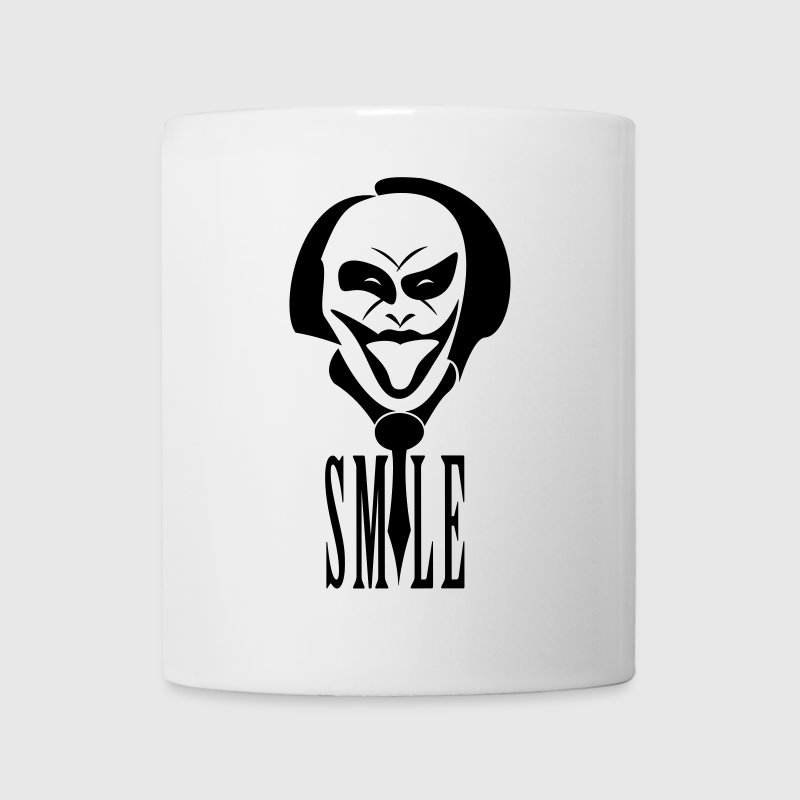joker smile - Coffee/Tea Mug