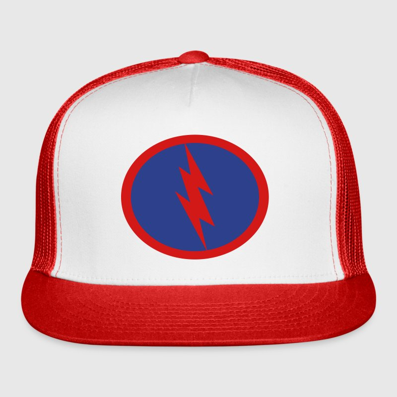 Super, Hero, Heroine, Super Flash Caps - Trucker Cap