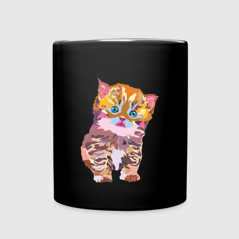 wpap kitten Mugs & Drinkware - Full Color Mug