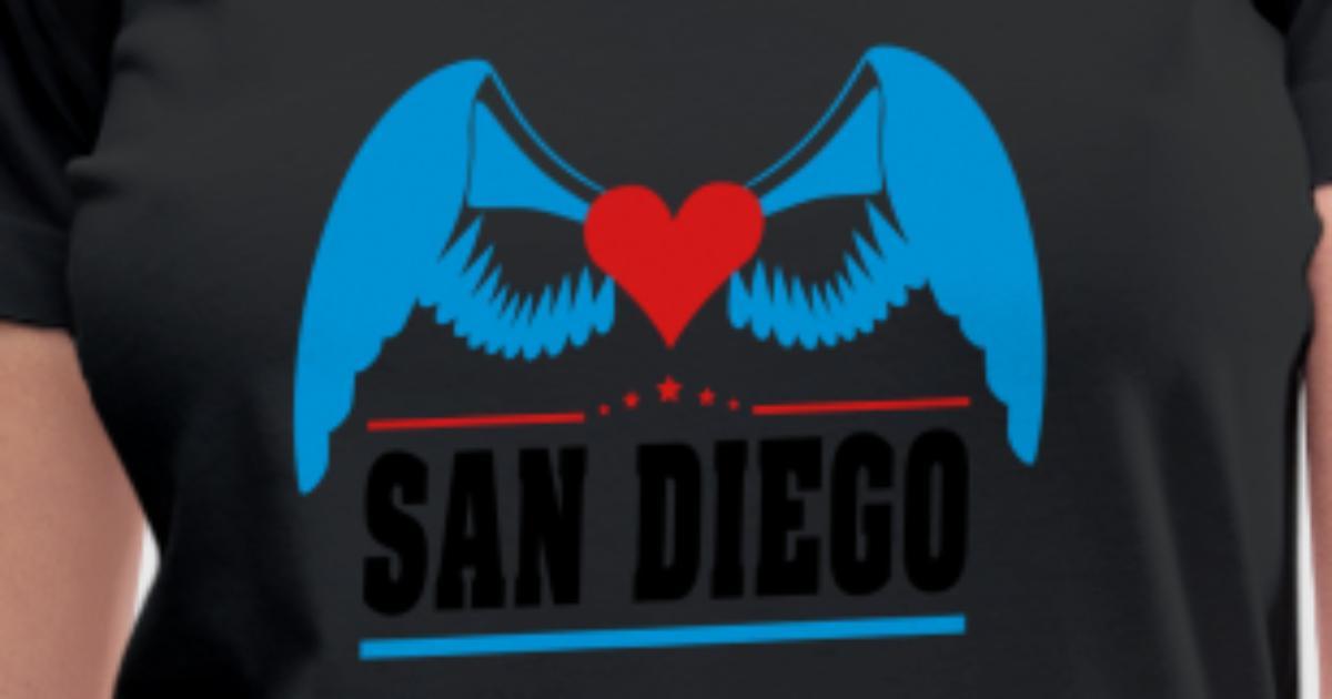 San diego t shirt spreadshirt for Shirt printing san diego