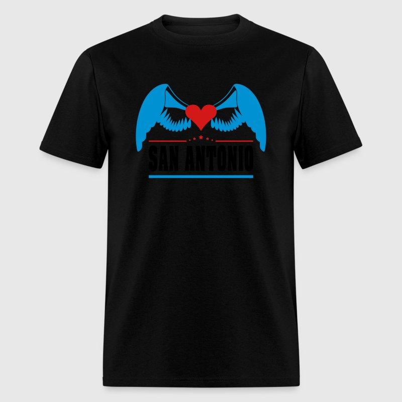 San antonio t shirt spreadshirt for Screen print shirts san antonio