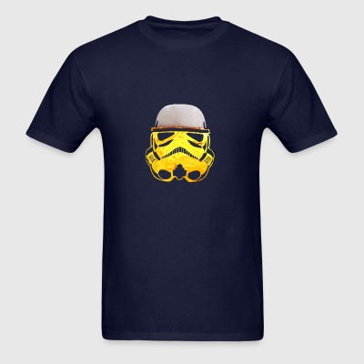 Beer Trooper PULLOVER MAN - Men's T-Shirt