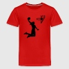 Basketball Kids' Shirts - Kids' Premium T-Shirt
