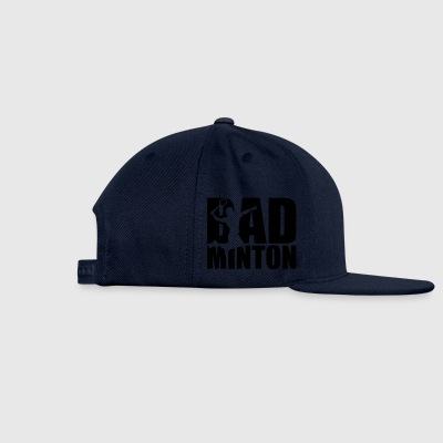 Badminton Mugs & Drinkware - Snap-back Baseball Cap