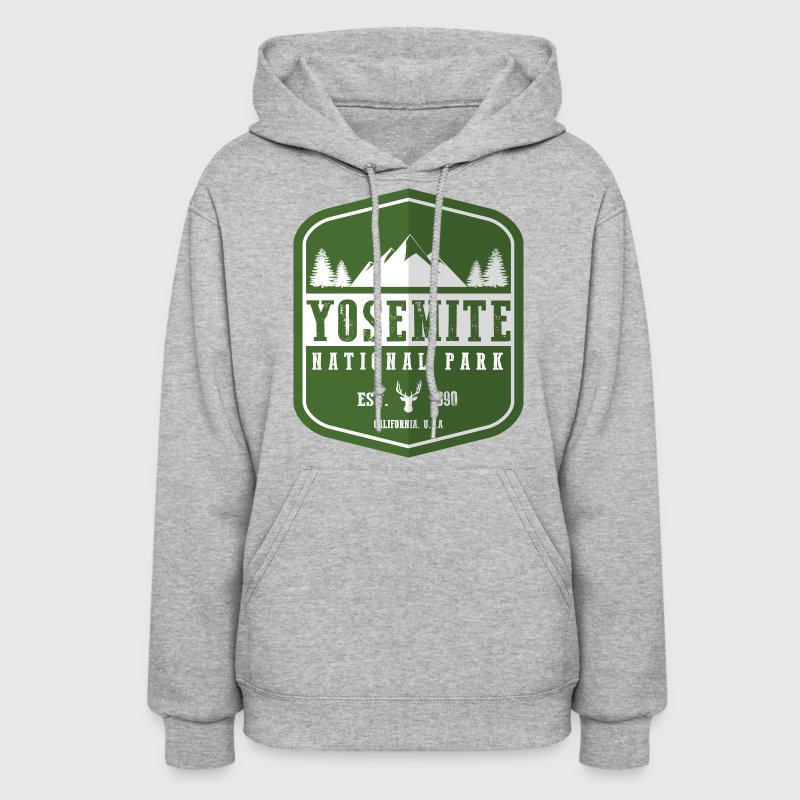 Yosemite National Park Hoodies - Women's Hoodie