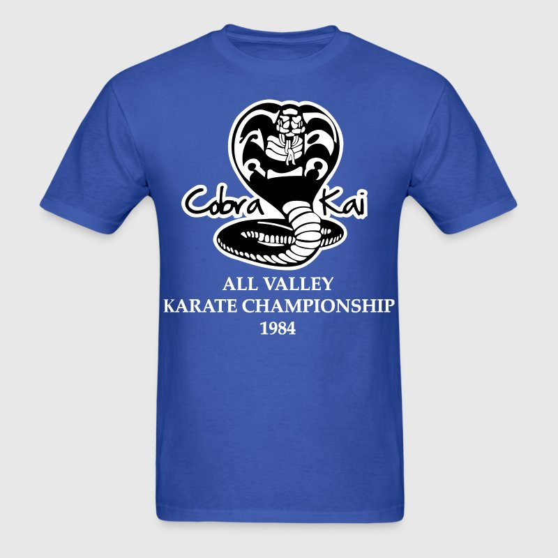 Cobra Kai All Valley Karate Championship 1984  - Men's T-Shirt
