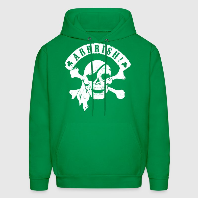 Irish Pirates Hoodies - Men's Hoodie