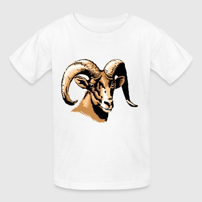 Mountain Goat - Kids' T-Shirt