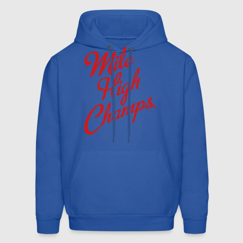 Mile High Champs Hoodies - Men's Hoodie