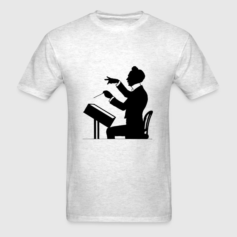 Conductor Seated T-Shirts - Men's T-Shirt