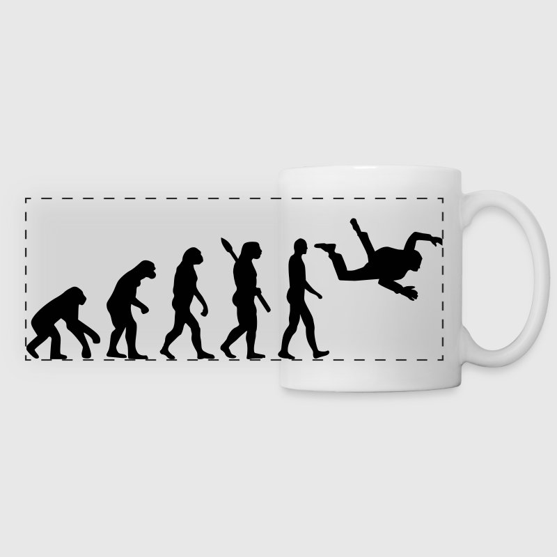 Evolution Skydiving Mugs & Drinkware - Panoramic Mug