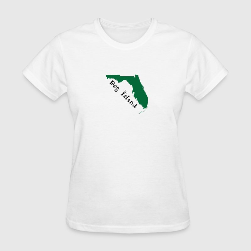 dog island Florida Women's T-Shirts - Women's T-Shirt