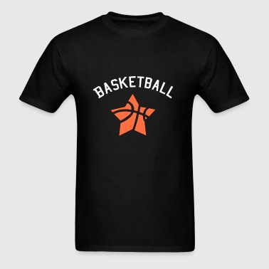 Basketball Star - Men's T-Shirt