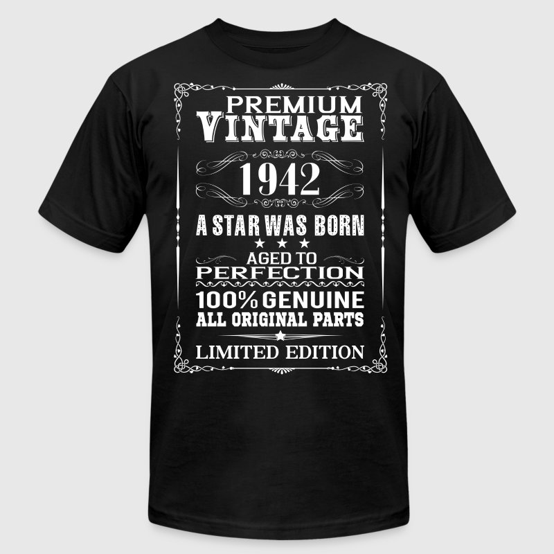 PREMIUM VINTAGE 1942 T-Shirts - Men's T-Shirt by American Apparel