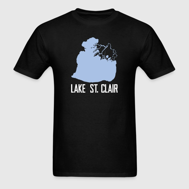 Michigan Lake St. Clair T-Shirts - Men's T-Shirt