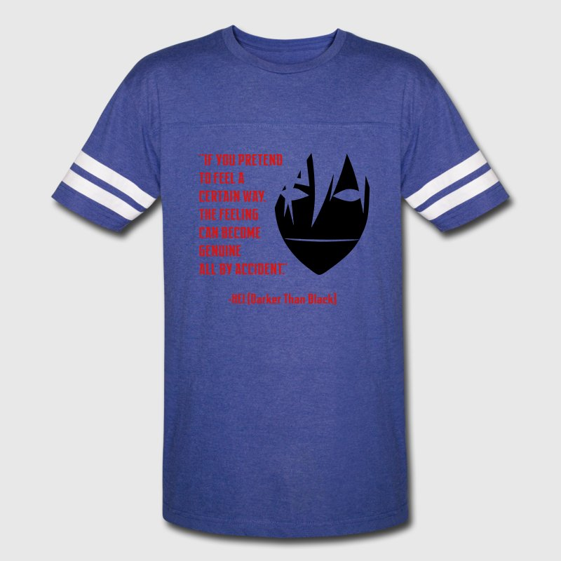 Darker Than Black QUOTE T-Shirt | Spreadshirt