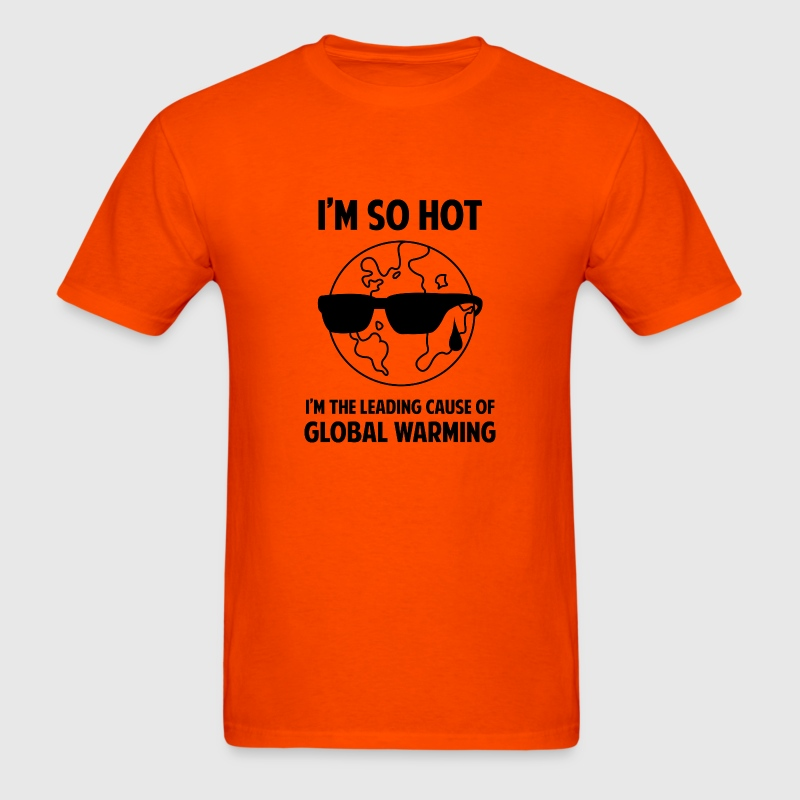 I'm So Hot - Men's T-Shirt