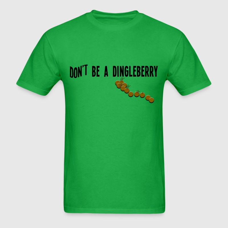 Canvas Tote Bag   Don't Be a Dingleberry   - Men's T-Shirt