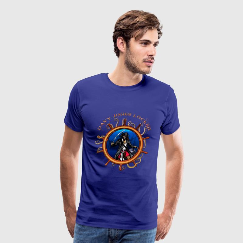 Davy Jones locker - Men's Premium T-Shirt