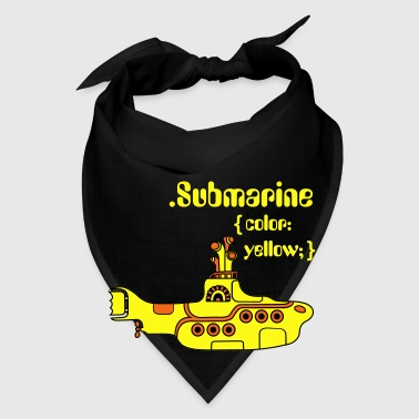 Yellow Submarine in CSS Mugs & Drinkware - Bandana