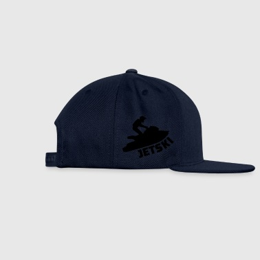 Jetski Mugs & Drinkware - Snap-back Baseball Cap