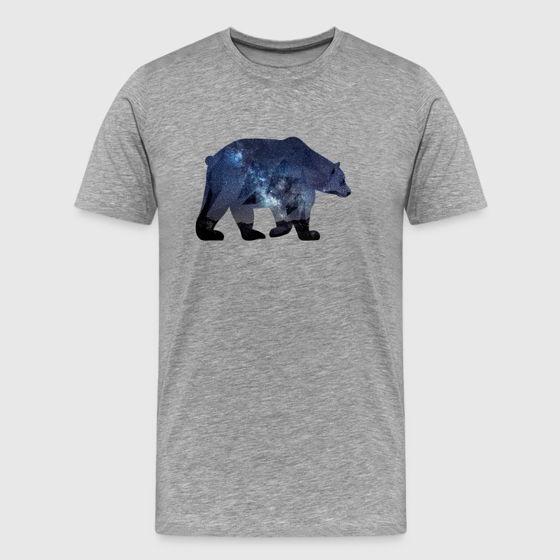 bear stars bears star T-Shirts - Men's Premium T-Shirt