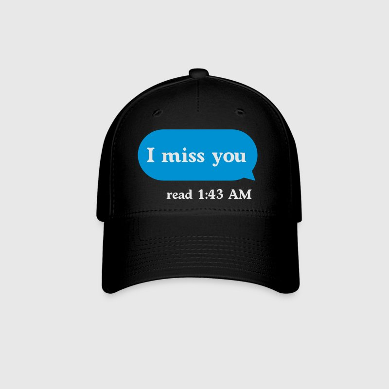 I miss you Caps - Baseball Cap