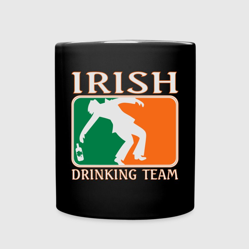 Irish Drinking Team Mugs & Drinkware - Full Color Mug