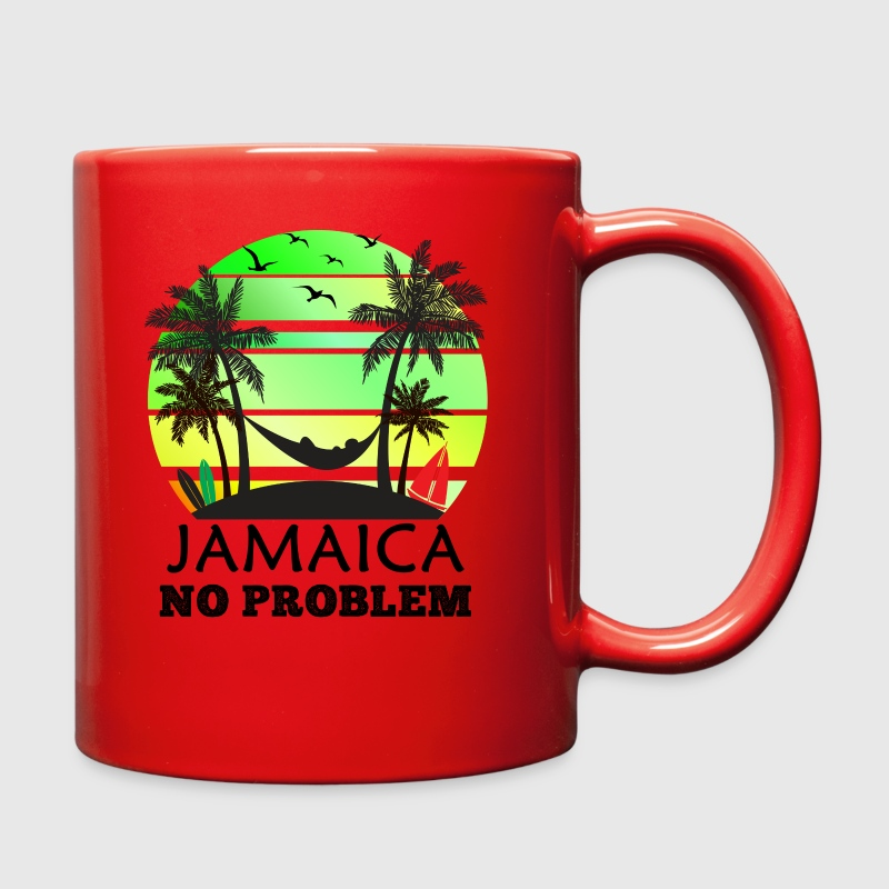 Jamaica No Problem Mugs & Drinkware - Full Color Mug