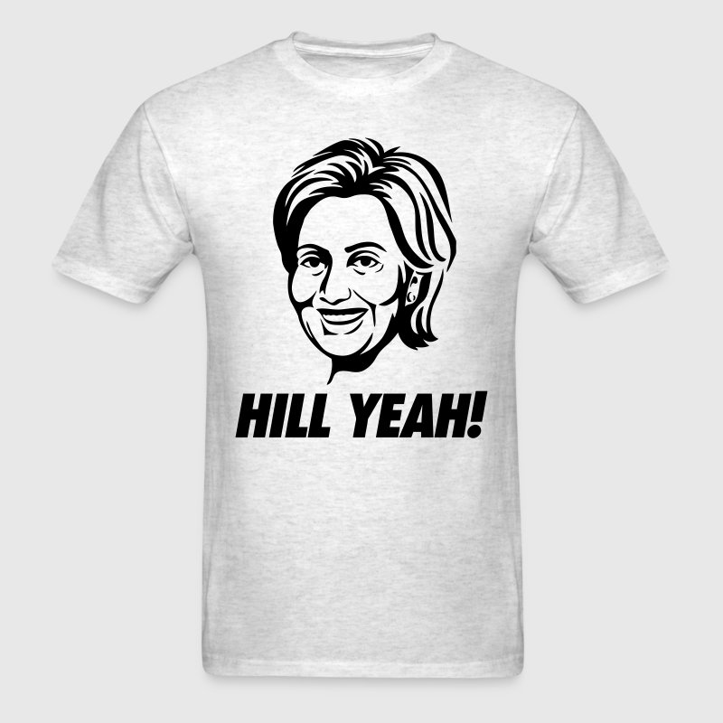 Hill Yeah T-Shirts - Men's T-Shirt