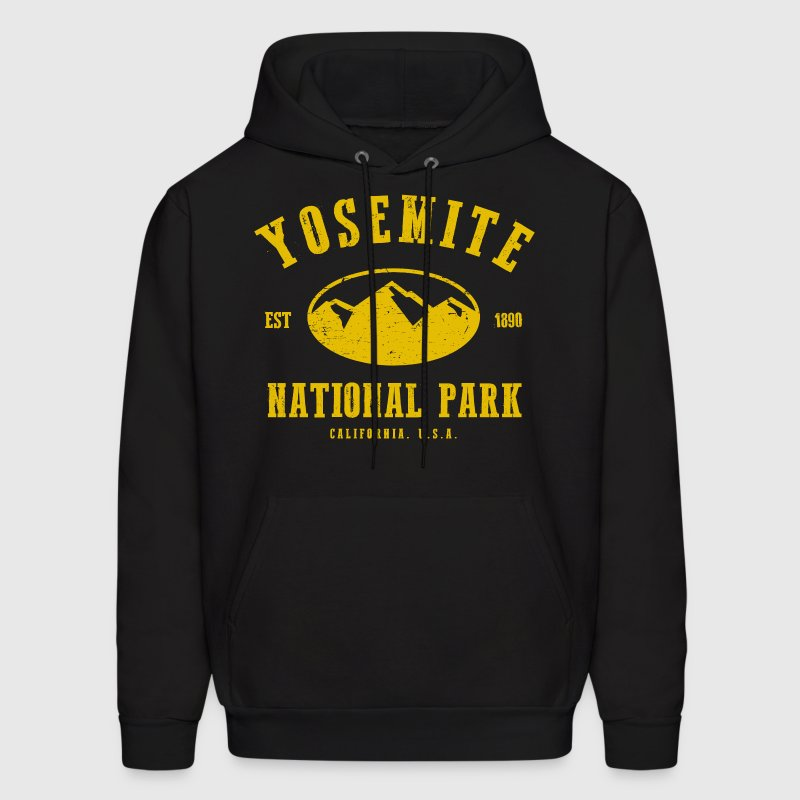 Yosemite National Park Hoodies - Men's Hoodie