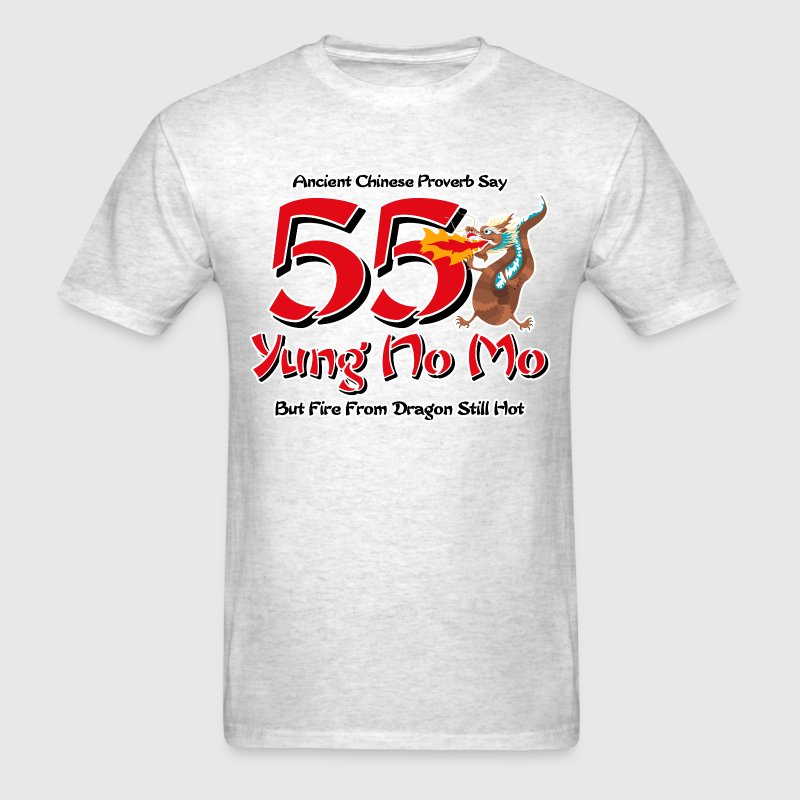 Yung No Mo 55th Birthday T-Shirts - Men's T-Shirt