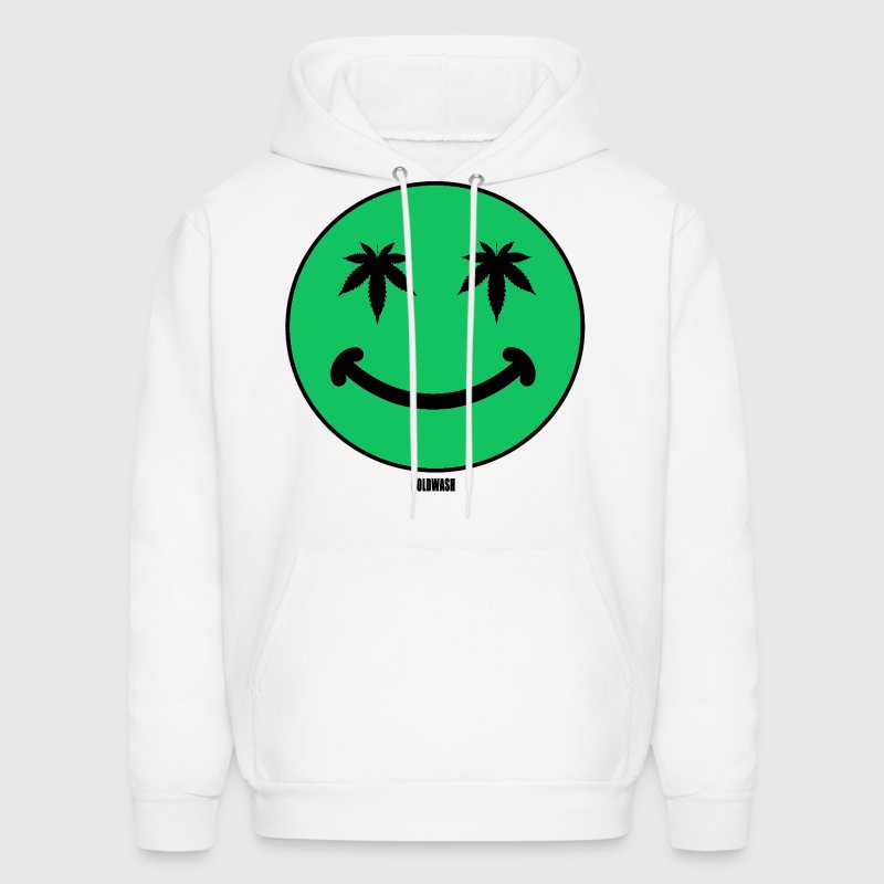 HAPPY FACE - Men's Hoodie