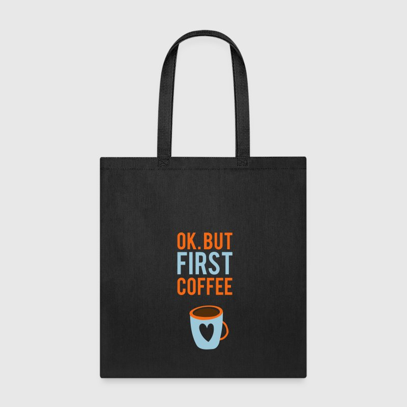 Tote bag for Coffee lovers - Tote Bag