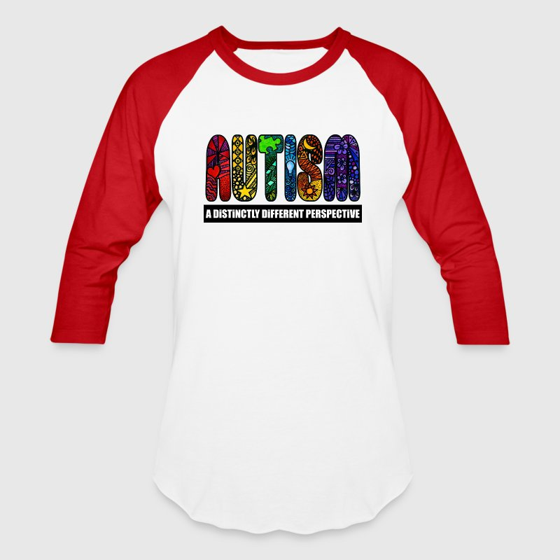 BEST Autism Design T-Shirts - Baseball T-Shirt