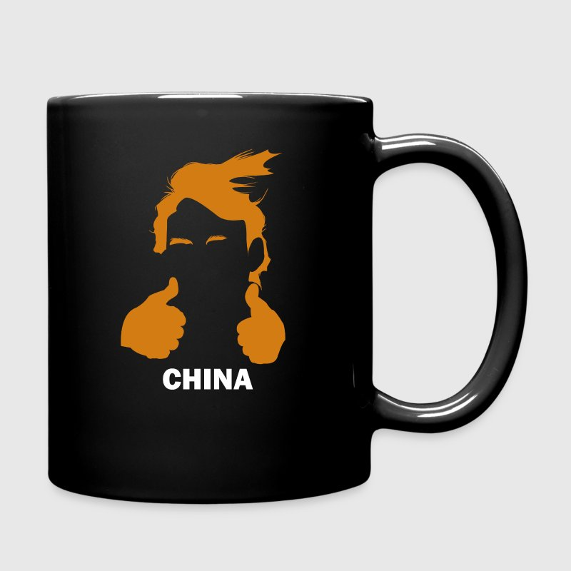 Donald Trump Thumbs Up China Mug - Full Color Mug