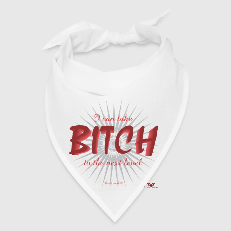 Bitch Warning - Bandana