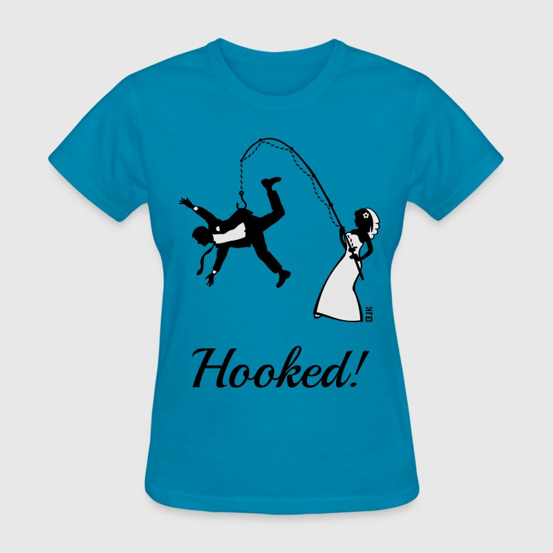 Bride Fishing Groom Stag Party T Shirt Spreadshirt