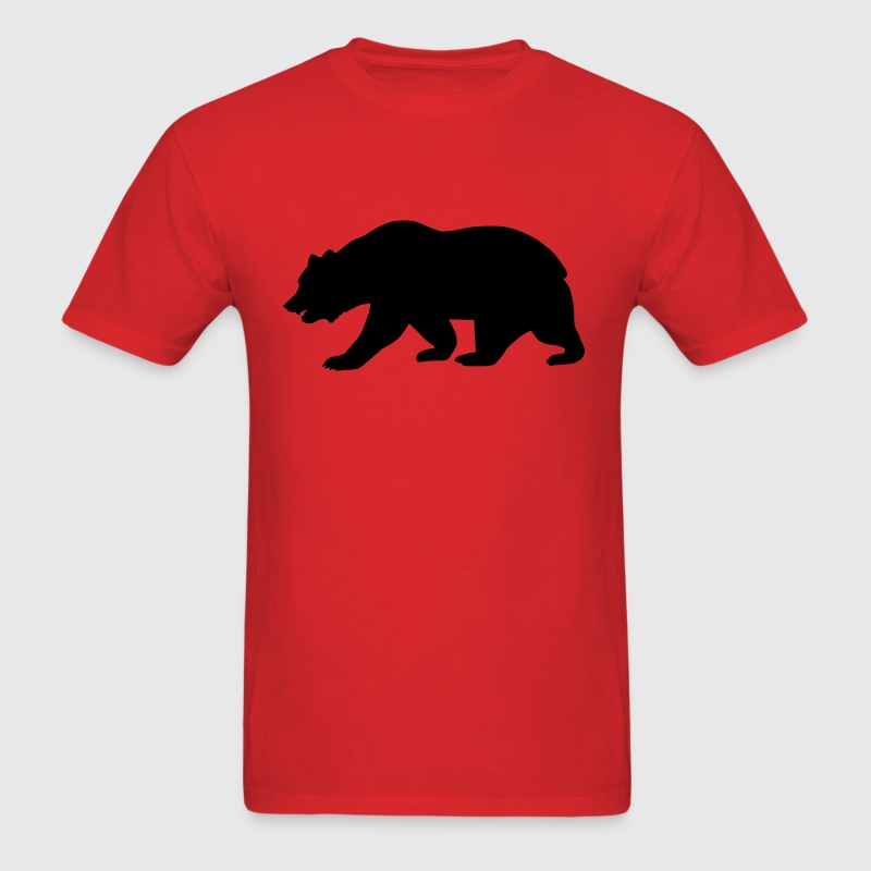 California Bear T-Shirts - Men's T-Shirt