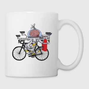 Brain Bike Cyclist Of The Year 3000 Tote Bag Spreadshirt