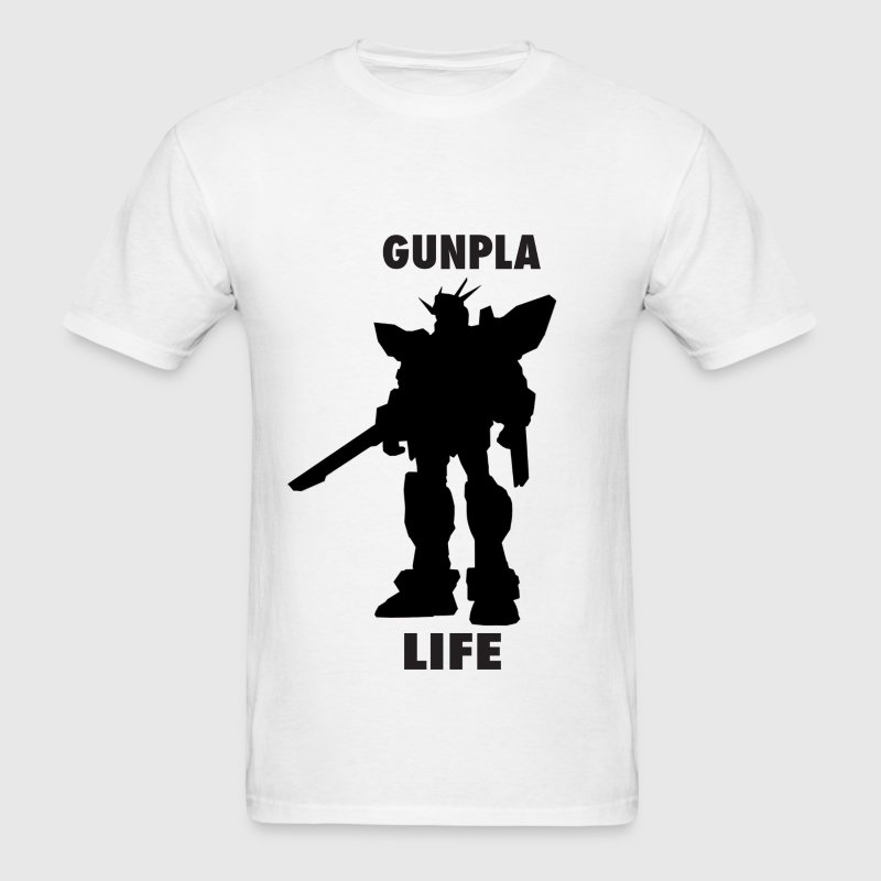 Gunpla Life - Men's T-Shirt