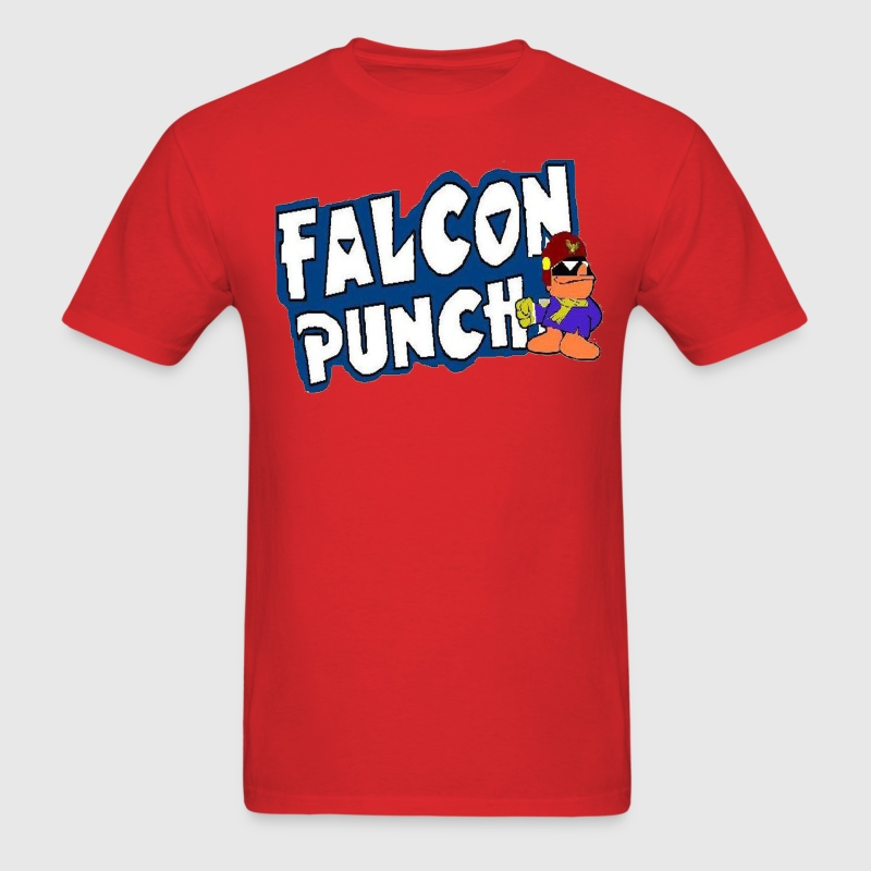 falcon punch T-Shirts - Men's T-Shirt