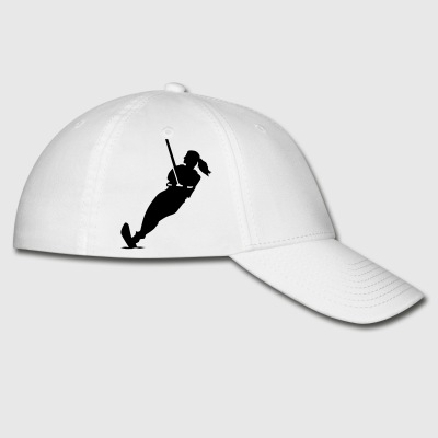 Water skiing Mugs & Drinkware - Baseball Cap
